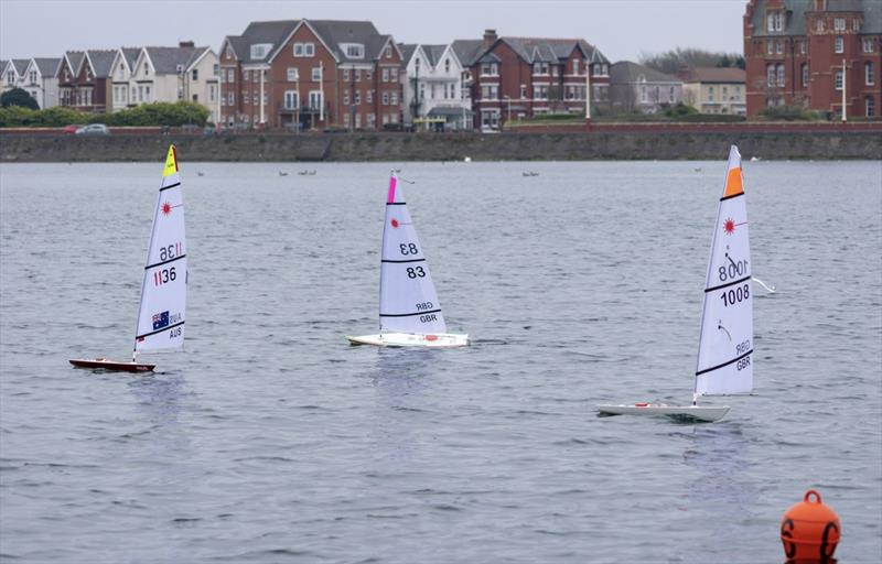 RC Laser TT at West Lancs - photo © Amy Brown