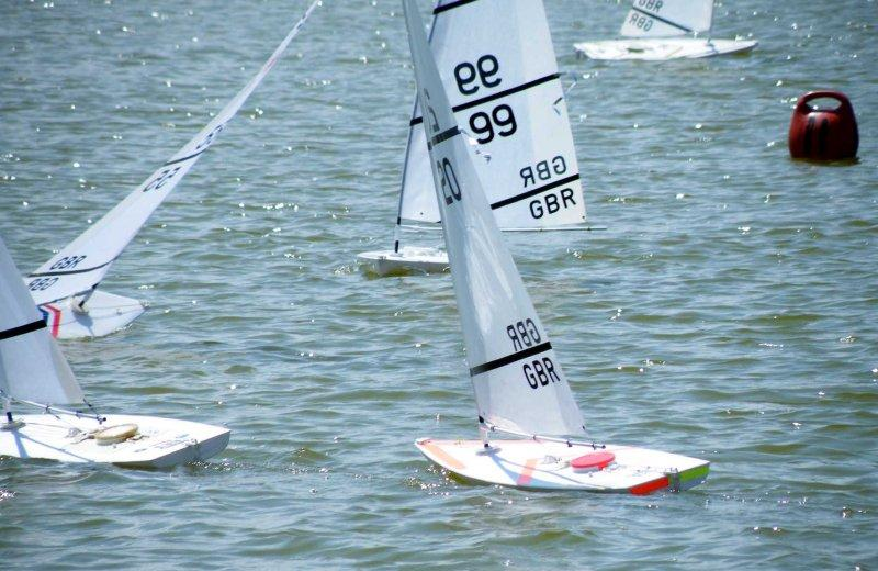 Rc Laser Tt Series At Gosport Model Yacht Amp Boat Club