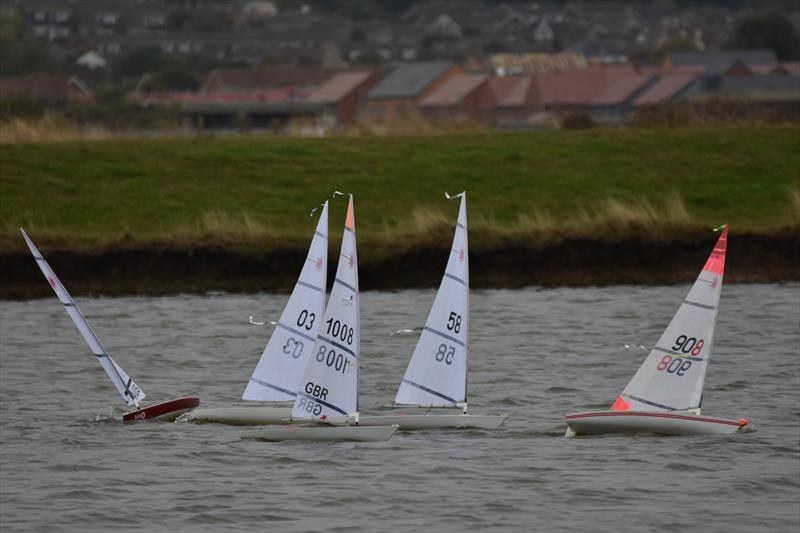 RC Laser UKRCLA TT Open Meeting at Medway - photo © John Armstrong