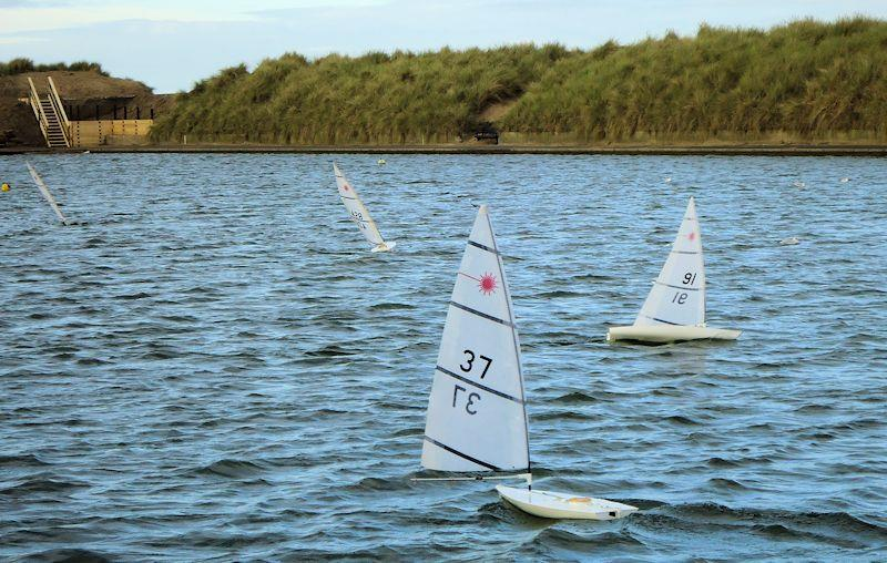 Fleetwood RC Laser Northern Series round 4 - photo © Tony Wilson