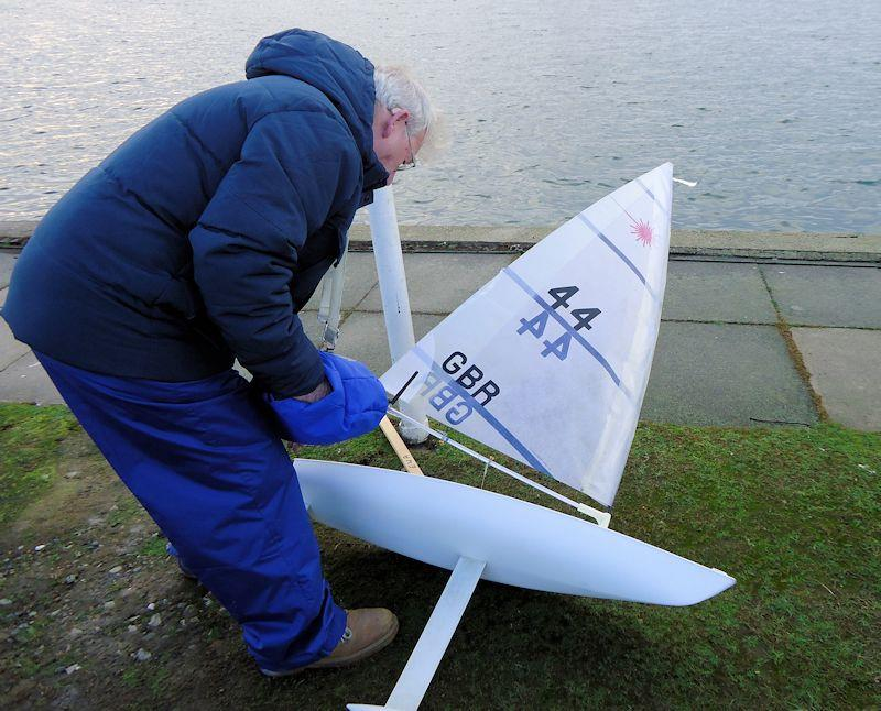 West Lancs RC Laser Northern Series round 6 - photo © Tony Wilson