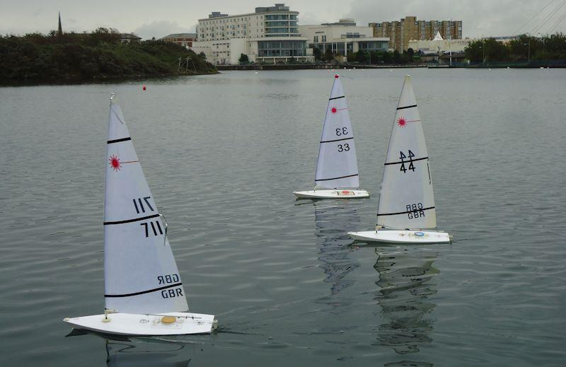 RC Laser Northern Series at Southport - photo © Tony Wilson