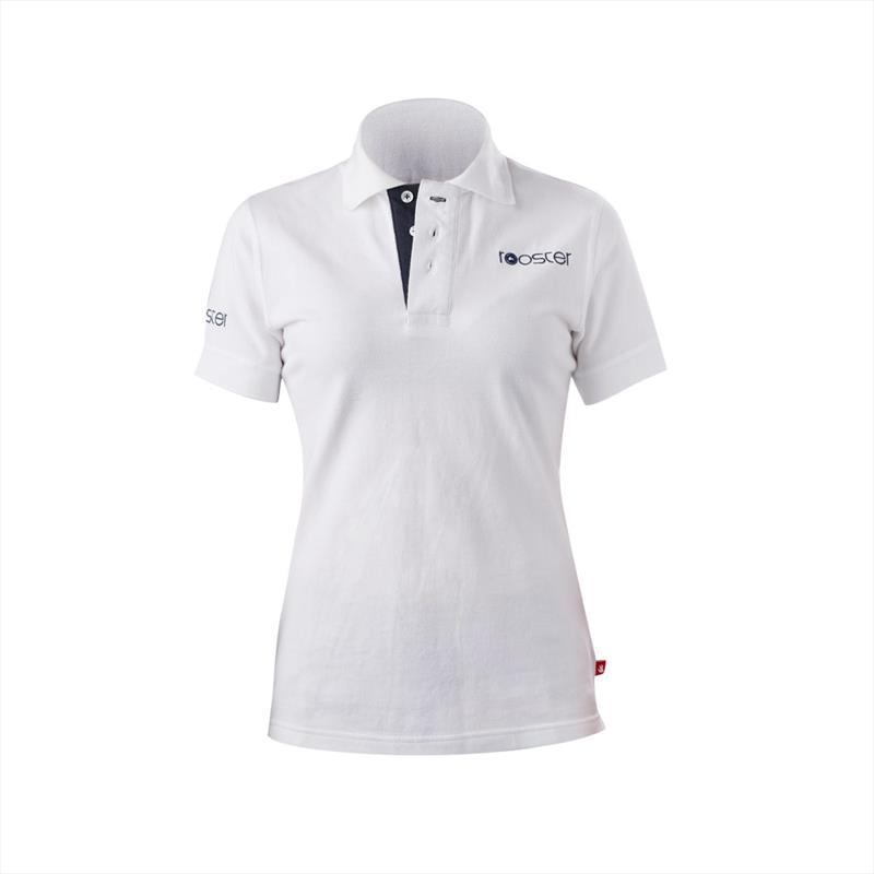 Rooster Women's Cotton Polo - photo © Rooster