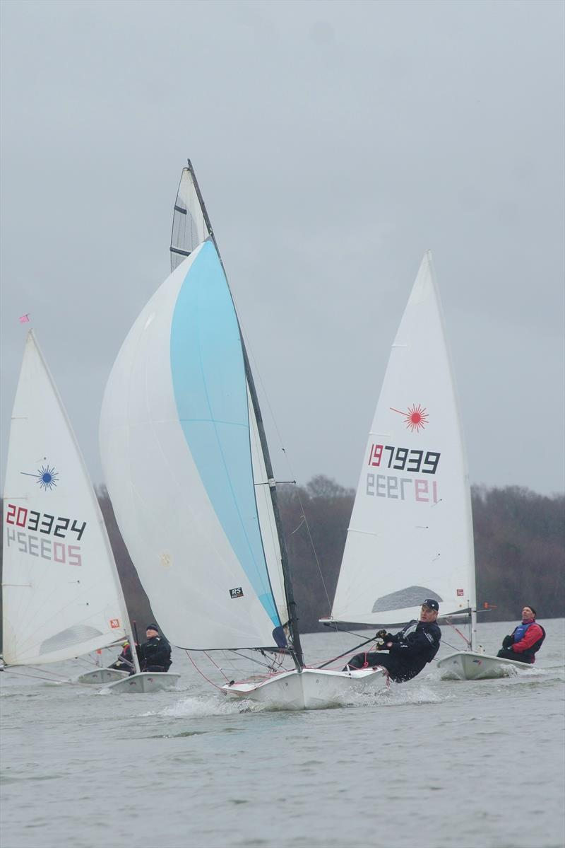 Bewl Blaster 2018 photo copyright Richard Janulewicz / www.sharkbait.org.uk taken at Bewl Sailing Association and featuring the RS100 class
