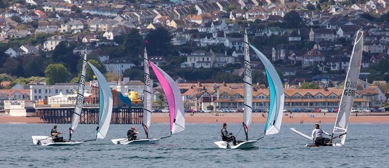 7th Paignton Open for Single Handers sponsored by Sailing Chandlery photo copyright Steve Cayley taken at Paignton Sailing Club and featuring the RS100 class