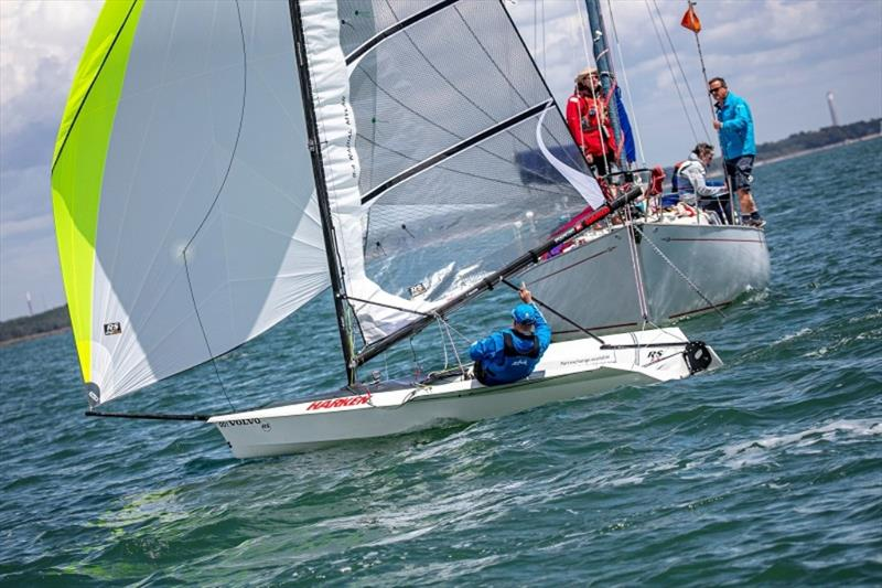 RS100s Rooster RS Summer Regatta 2019 at Lymington Town Sailing Club - photo © sportography