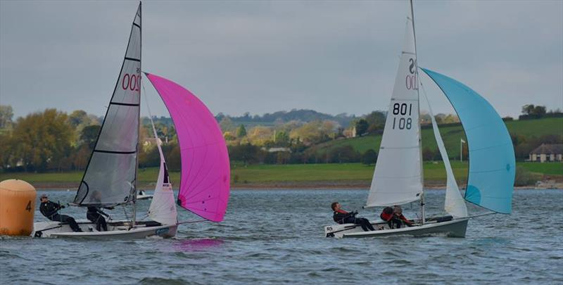 2ndhanddinghies RS200 SW Ugly Tour visits Chew Valley Lake - photo © Errol Edwards