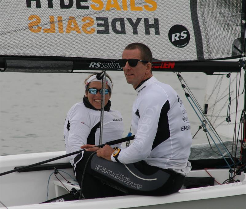 Nick Craig and Emma Clarke finished fourth overall at the 2018 Endeavour Trophy - photo © Sue Pelling