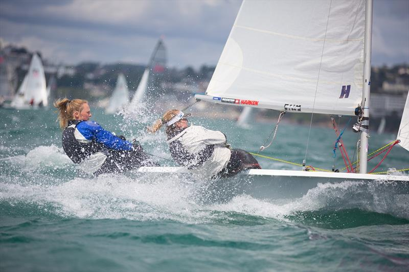 Volvo Noble Marine RS200 Nationals at Torbay - photo © Rudder Stock Photos