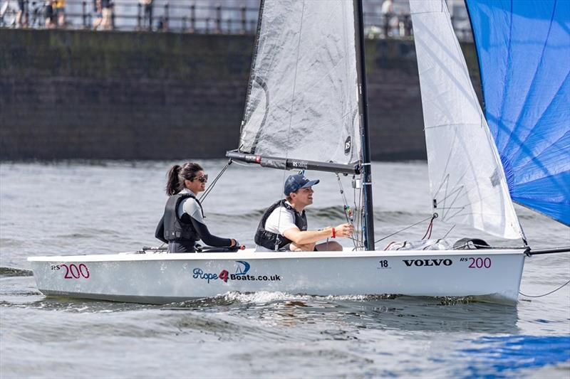 Boatman Bonanza at Sunderland YC - photo © Michael Oliver & Gemma Gibson