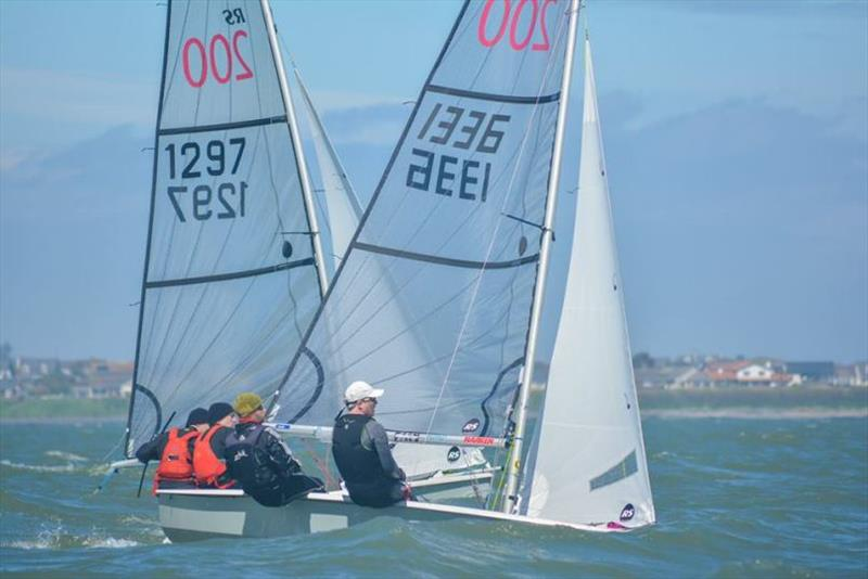 Irish RS Eastern Championships - photo © Sean Weldon