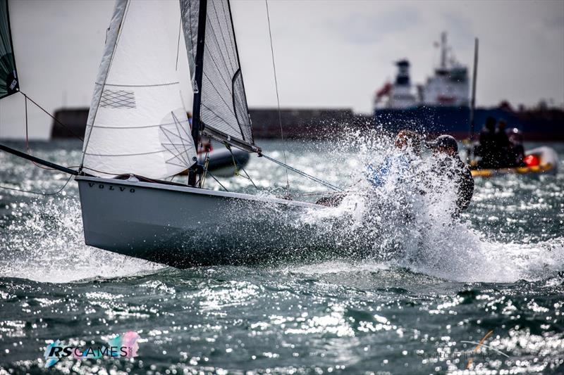 RS200 National Championship at the RS Games - Overall