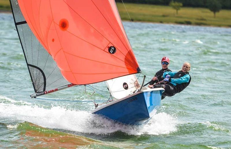 Harken RS200 Youth and Junior Championships at Rutland - photo © Josh East
