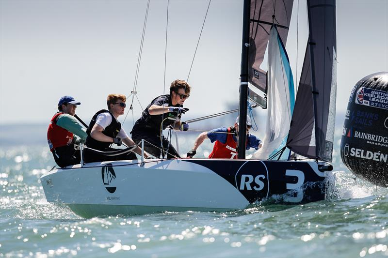 British Keelboat League racing - photo © Paul Wyeth / www.pwpictures.com