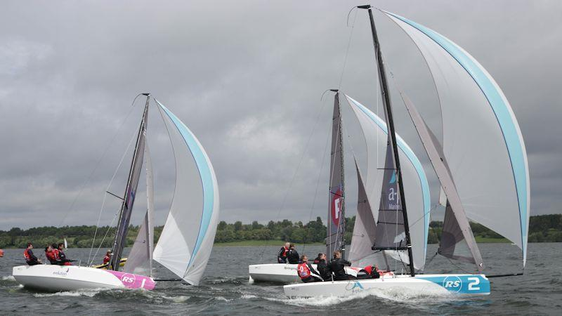 British Keelboat League Qualifier at Draycote Water - photo © BKL