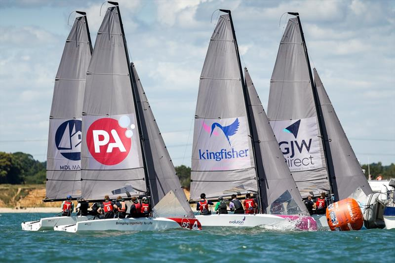 British Keelboat League Qualifier at Royal Southern  - photo © Paul Wyeth / www.pwpictures.com