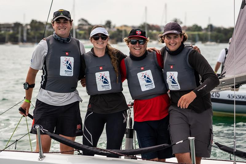 DSS-SBSC SAILING Champions League Southern Qualifier winners - photo © Beau Outteridge