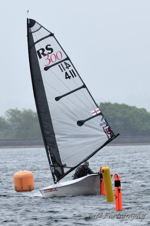 RS300 Slalom Championship photo copyright Scott Dawkins / Kite Photography taken at Bristol Corinthian Yacht Club and featuring the RS300 class