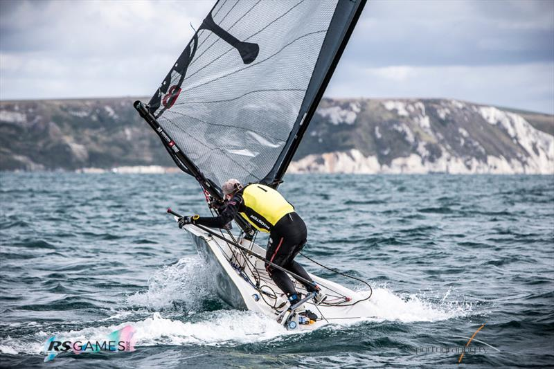 RS300 Nationals day 2 at the RS Games - photo © Alex & David Irwin / <a target=