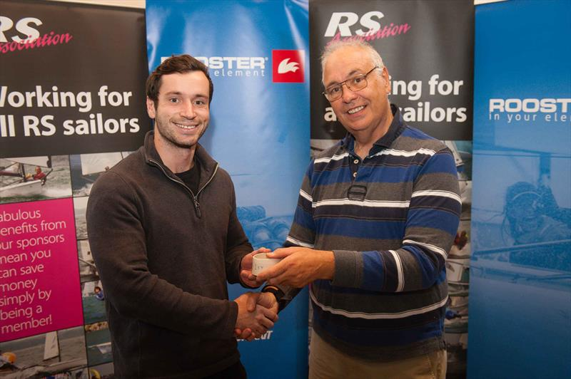 Harry McVicar wins the RS300s in the RS End of Seasons Regatta at Rutland - photo © Peter Fothergill / www.fothergillphotography.com