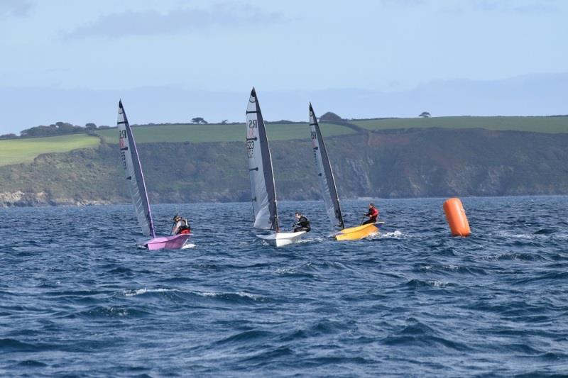 Volvo Noble Marine RS300 National Championships at Porthpean SC - Day 1