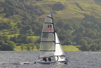 Scottish Schools Championship at Loch Earn Sailing Club