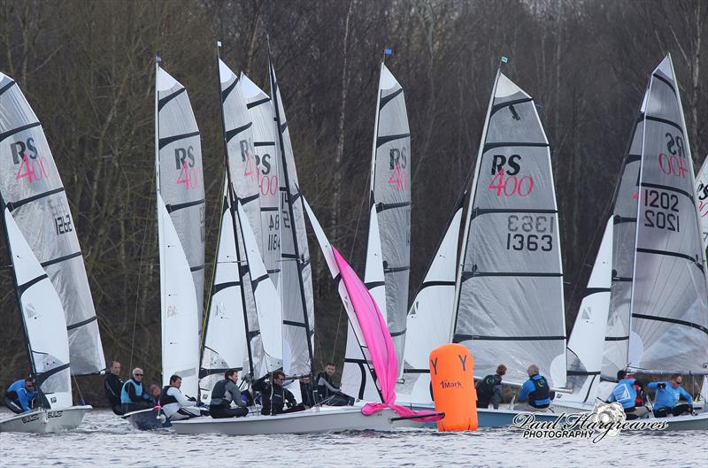 RS400 Winter Championship at Leigh & Lowton - photo © Paul Hargreaves Photography