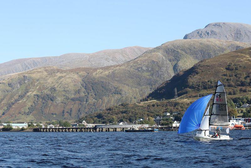 RS400 Scottish Tour event 7 at Lochaber Yacht Club