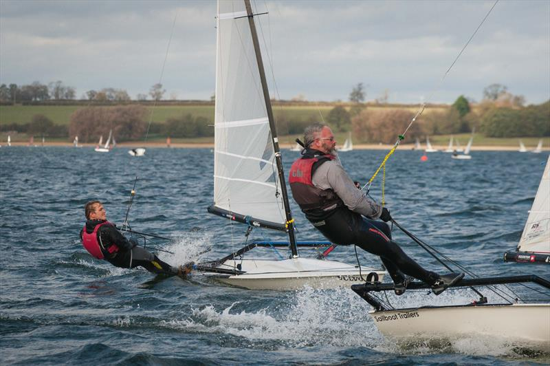 RS600s during the RS End of Season Regatta at Rutland - photo © Peter Fothergill / www.fothergillphotography.com