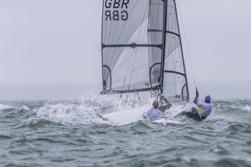 Magic Marine RS800 Southern Championship in Lymington - photo © Alex & David Irwin / www.sportography.tv
