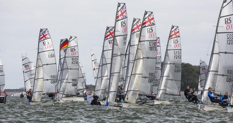 RS800 Inlands at Grafham - photo © Tim Olin / www.olinphoto.co.uk