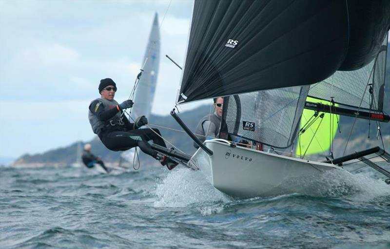 RS800 Magic Marine Grand Prix round 5 at Lyme Regis - photo © Jess Douglas