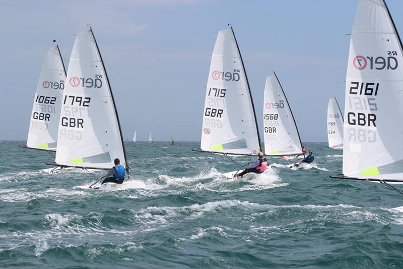 Rooster RS Aero World Championship day 3 - photo © Steve Greenwood