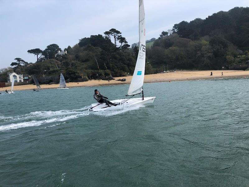 Salcombe Yacht Club Spring Series Race 3 - photo © Reg Rew
