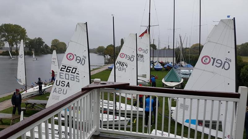 2018 RS Aero UK River Championship - photo © Upper Thames Sailing Club