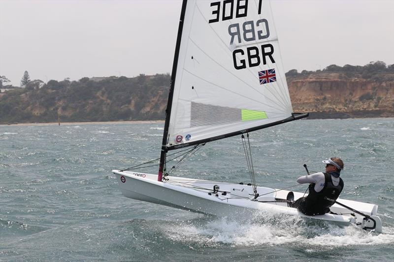 3rd RS Aero World Championship - Day 5 - photo © Ltynn Billowes