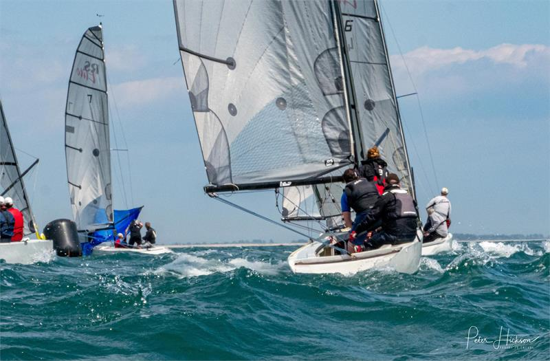 RS Elite National Championship at the Volvo Dun Laoghaire Regatta - Day 1