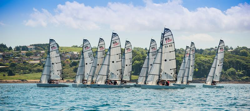 RS Elite Irish National Championship at the Royal Ulster Yacht Club - Preview