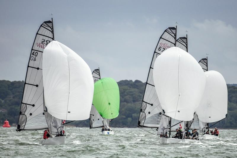 RS Elite fleet - Windeler Cup - photo © Island Sailing Club