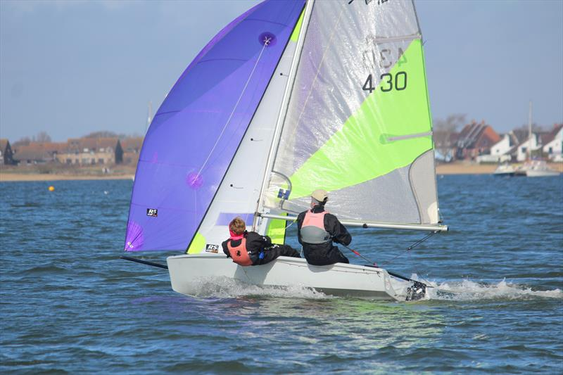Highcliffe SC Icicle Open Series final day - photo © Sarah Desjonqueres