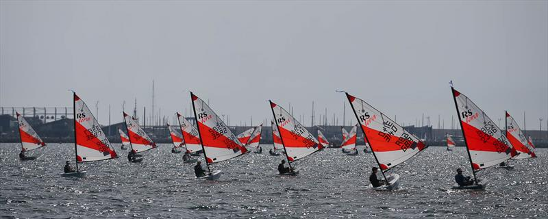 RS Tera Worlds during the RS Games at the WPNSA day 2 - photo © Giles Smith