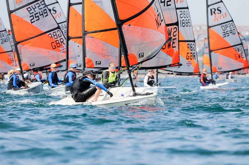RS Tera Worlds during the RS Games at the WPNSA day 3 - photo © Phil Jackson