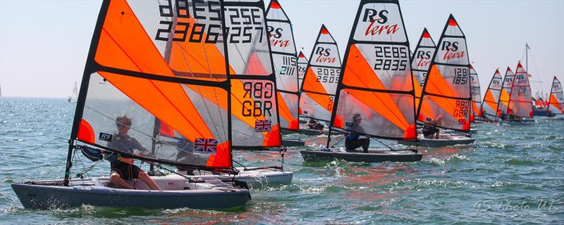 RS Tera Nationals at Brightlingsea - photo © Giles Smith