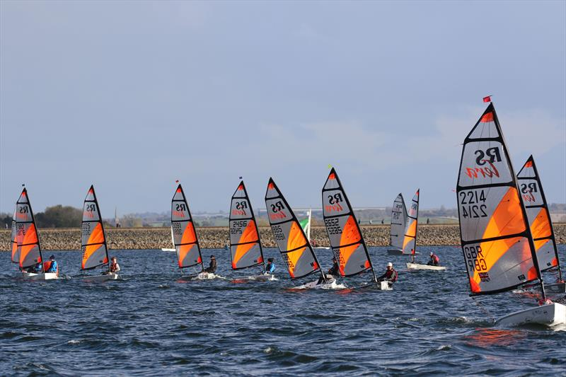 Rooster RS Tera End of Season Championships at Draycote Water - photo © Steven Angell
