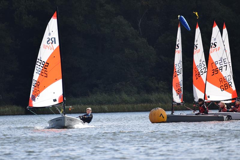 RS Tera open meeting at Frensham Pond - photo © Harry Stratton-Brown