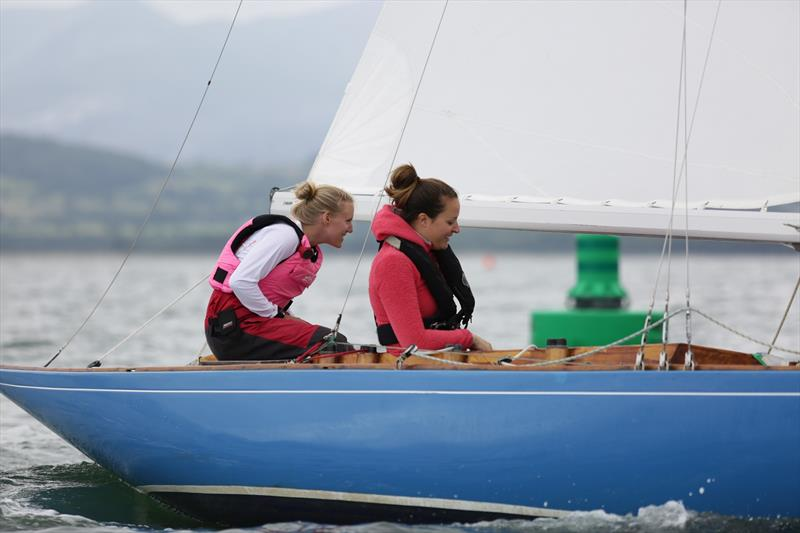 Emily Watson, Lauren Barlow - Magenta Project - photo © RYA Cymru-Wales