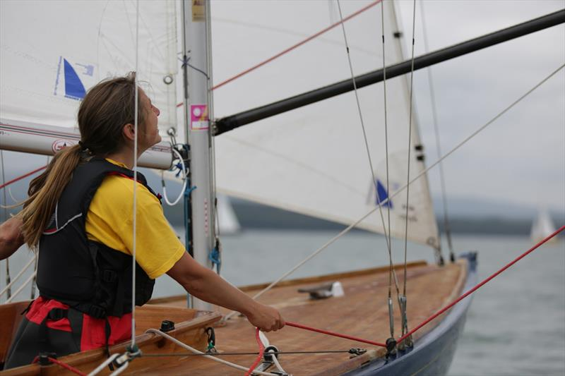 RAYC Jo Powell - Magenta Project - photo © RYA Cymru-Wales
