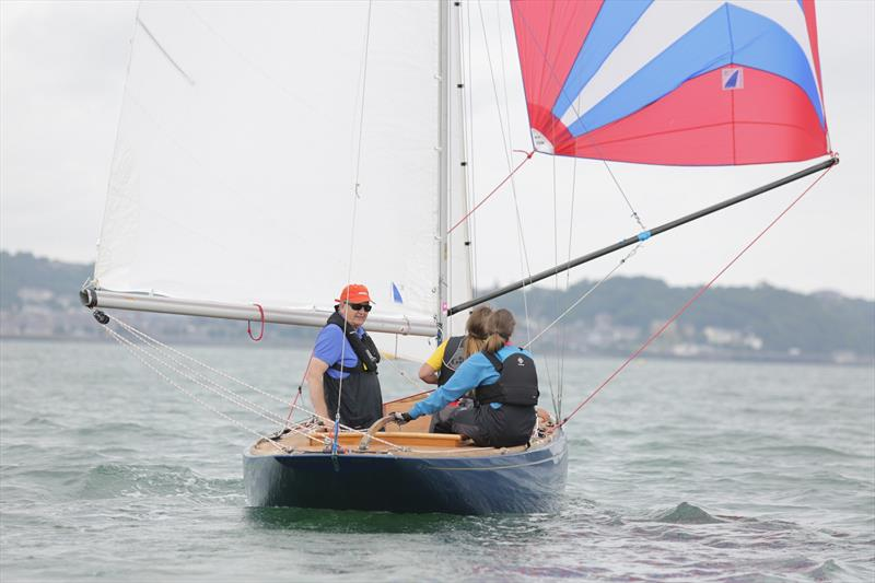 Paul Flower, Elain Watkin-Jones, Jo Powell - Magenta Project - photo © RYA Cymru-Wales