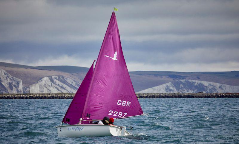 Sea change for RYA Sailability Multiclass Regatta