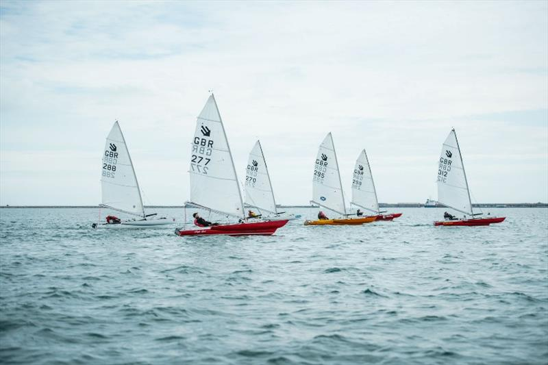 RYA Sailability Multiclass Regatta 2019 - photo © RYA Sailability